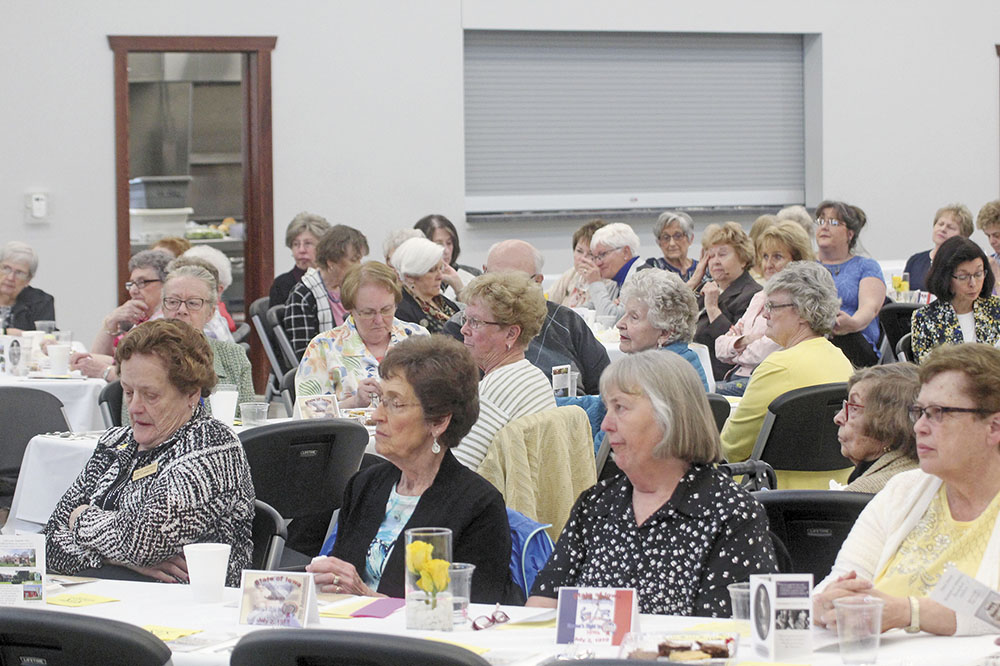 Fourth Annual Women of Influence luncheon will be April 28