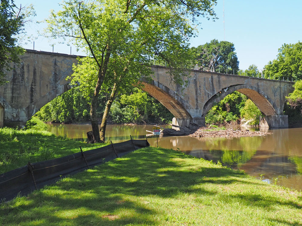Charley Western Trail Bridge completion planned for fall of 2020