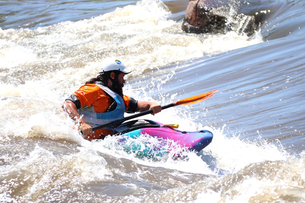 Charles City Whitewater Challenge and more back on Saturday, June 22