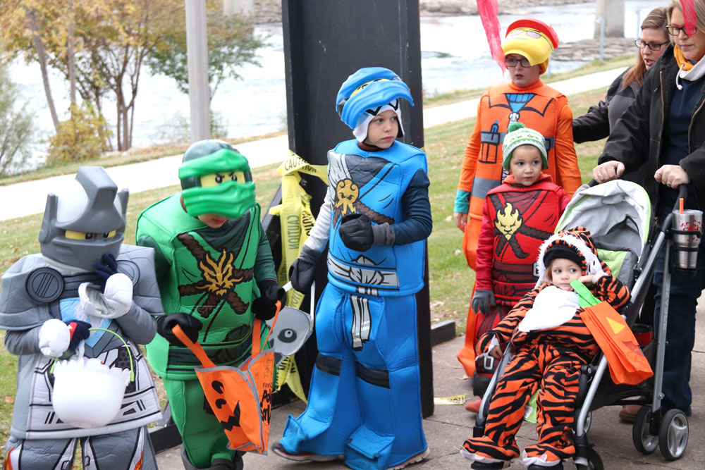 Annual Charles City Spookwalk will be Thursday, Oct. 24