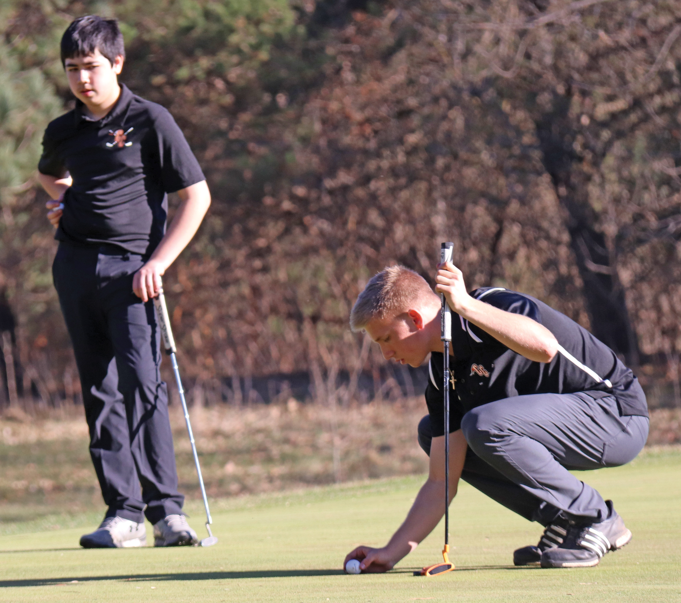 Comet boy golfers sink Vikings