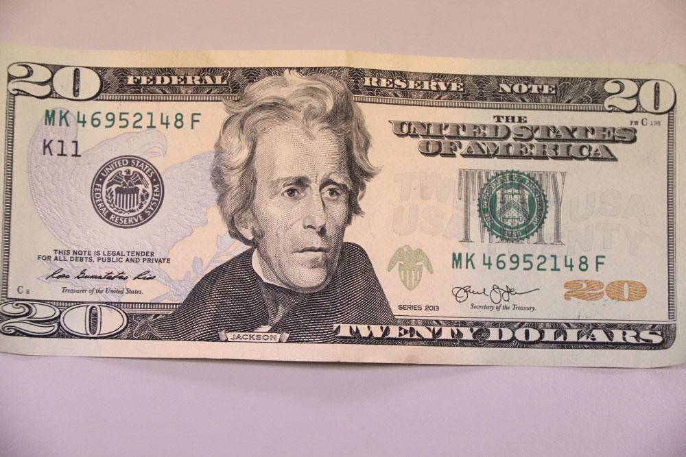 Rash of counterfeit bills seen recently in Charles City