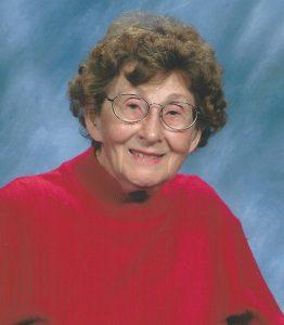 Betty Ann Patten
