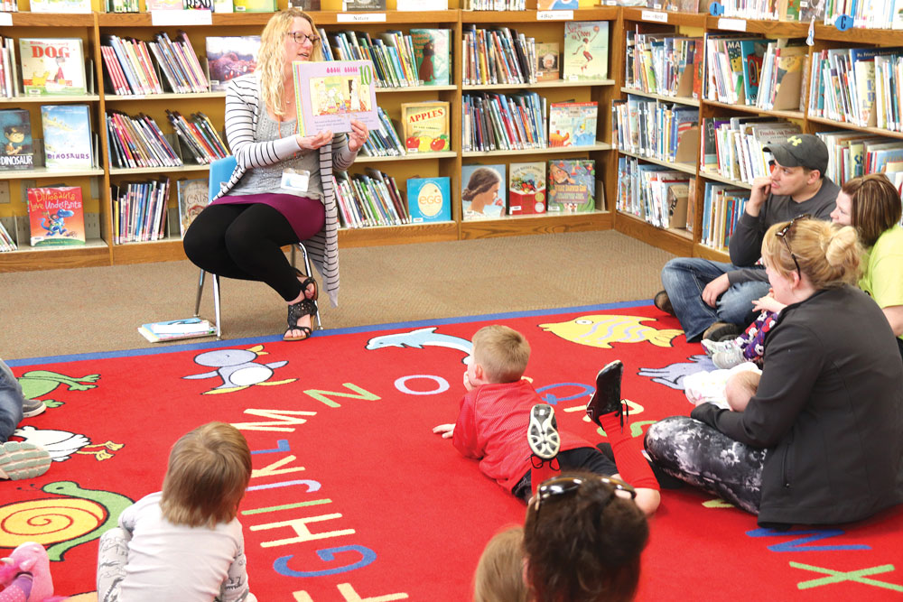 Summer reading programs start this week at Charles City Public Library