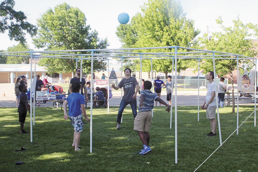 Family game night is focus of next Party in the Park