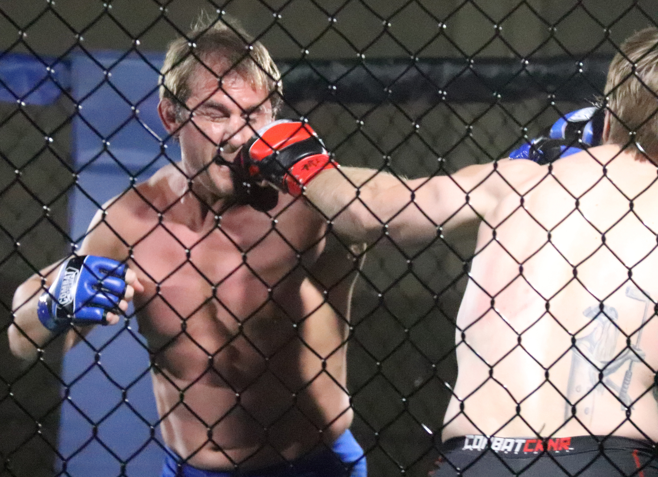 Veteran MMA fighter Chad Vance is not ready to retire just yet