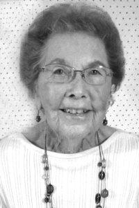 Evelyn Frances Staudt