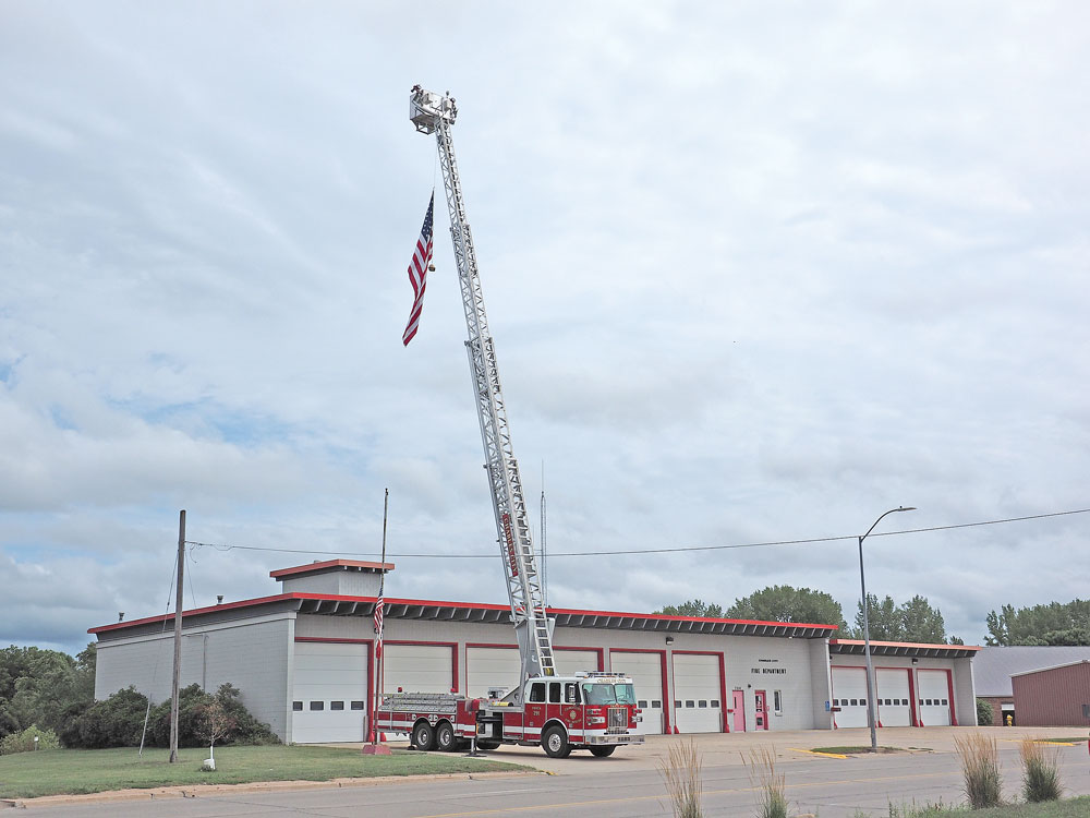 Charles City public safety and emergency responder crews remember 9/11