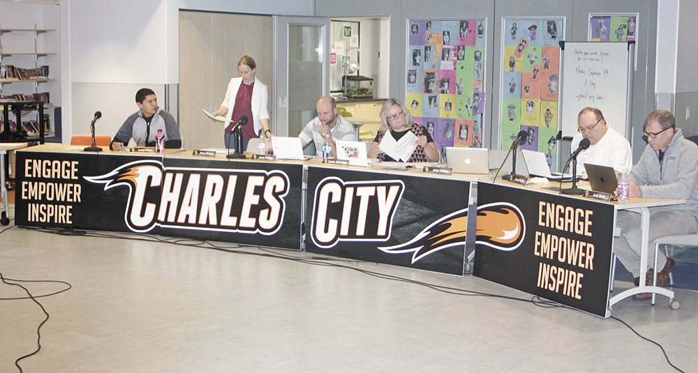School board officially approves contract with Woodruff Construction, work to begin this week