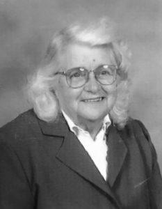 Marion Alice Kreger