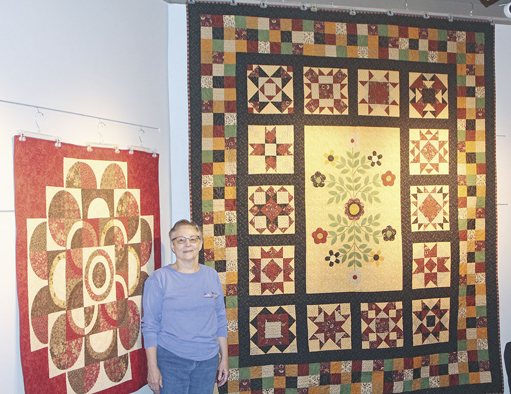 Quilts featured at CCAC