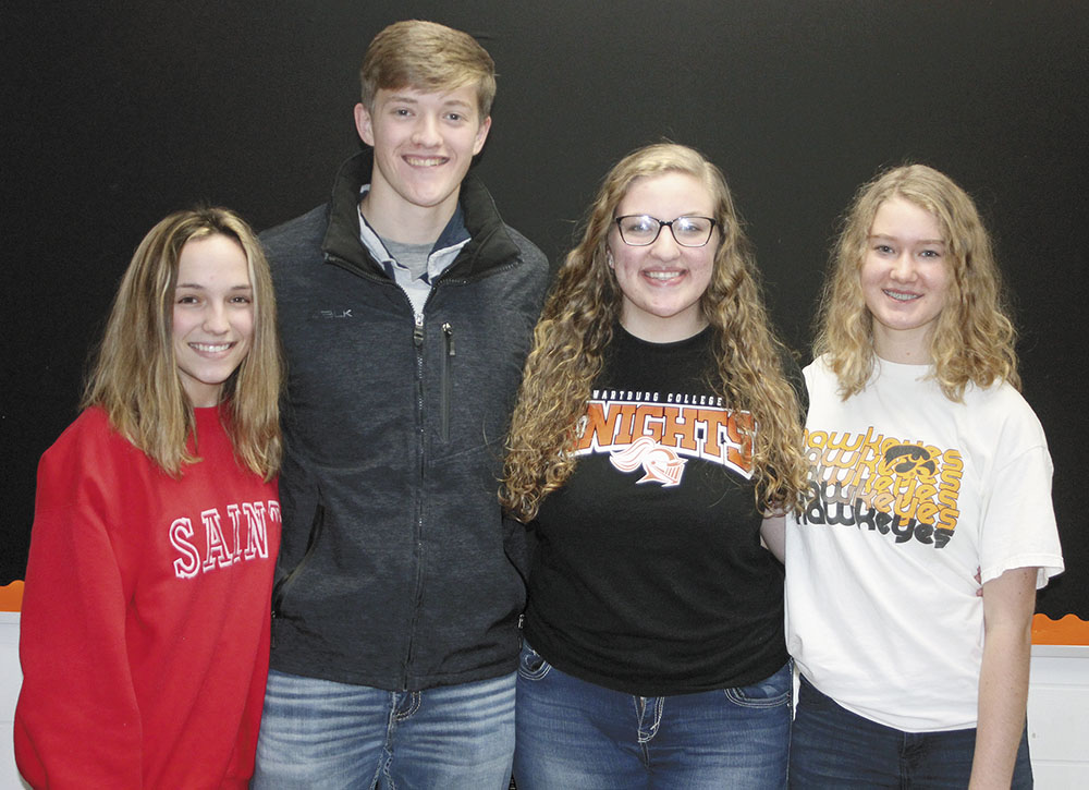 Musical tradition at CCHS continues with four all-state selections