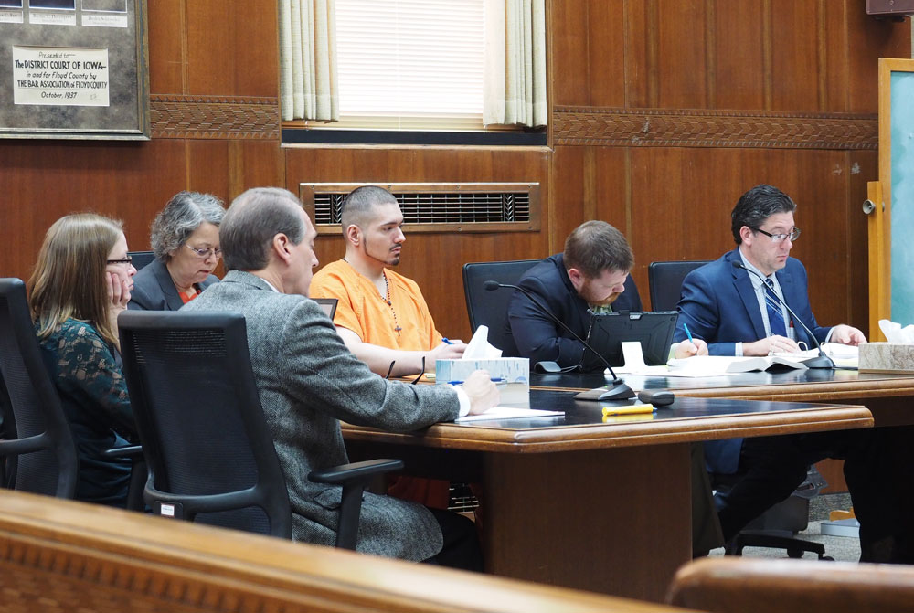 Floyd County jury convicts Adame of first-degree murder