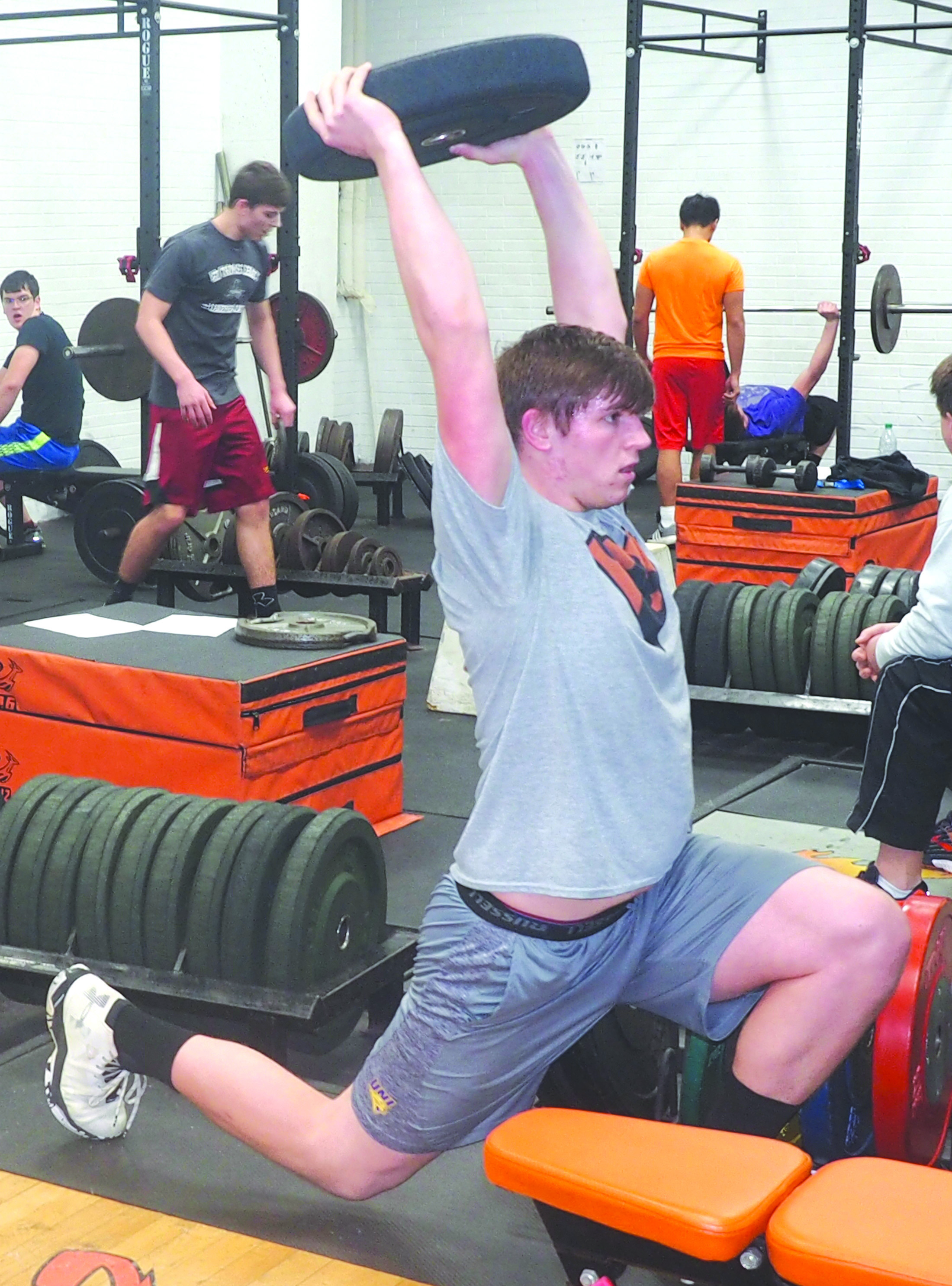 With gyms no longer an option, Comet coach offers at-home training tips