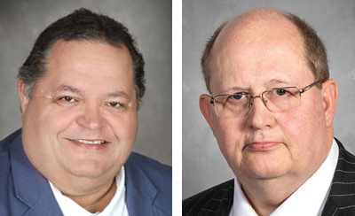 Republicans Thomson, Clark vie in Tuesday primary to run against Prichard
