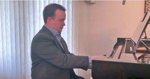 Charles City pianist Sheckler organizes 300-part virtual performance