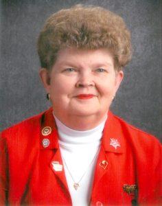 Margaret 'Meg' Tjaden