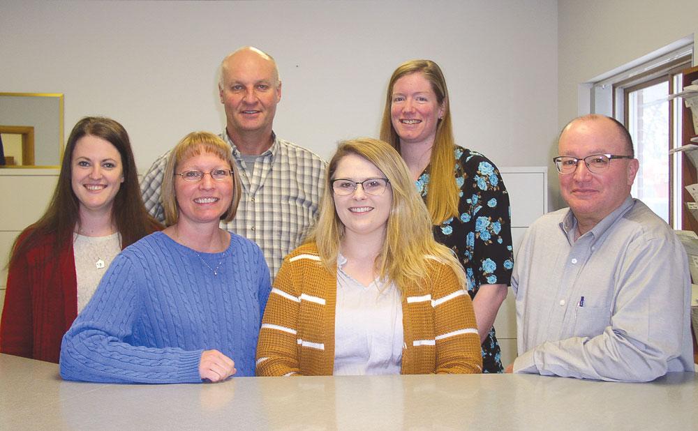 SOIL CONSERVATION: Meet the staffs